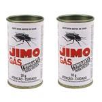 Jimo Gás 35g 2 Tubos Jimo