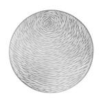 Jogo Americano em Plástico Globe Prateado 38cm 7314 Lyor