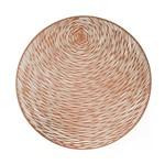 Jogo Americano em Plástico Globe Rosé 38cm 7315 Lyor