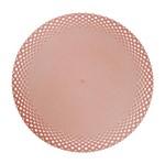 Jogo Americano em Plástico Sussen Rosé 7321 Lyor