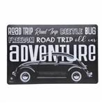Jogo Americano VW Beetle Adventure Preto Unitário