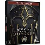Jogo Assassins Creed Odyssey Edição Deluxe - Xone Lacrado