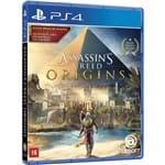 Jogo - Assassins Creed Origins Edição Limitada - PS4