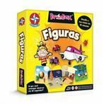 Jogo Brainbox Figuras - Estrela