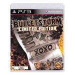 Jogo Bulletstorm (limited Edition) - Ps3