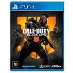 Jogo Call Of Duty Black Ops 4 Playstation 4 Tiro