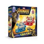 Jogo Cara a Cara Avengers Guerra Infinita
