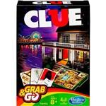 Jogo Clue Grab&Go - Hasbro