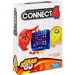 Jogo Connect 4 Grab&Go - Hasbro