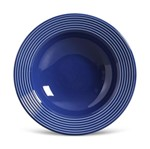 Jogo de 6 Pratos Fundo Argos Azul Navy