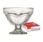 Jogo de 6 Taças em Vidro Transparente 310ml Libélula 673 Class