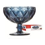 Jogo de 6 Taças para Sobremesa 310ml Azul 465 Class