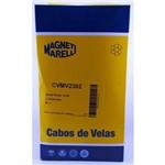 Jogo de Cabo de Vela Magneti Marelli CVMV2302 Kombi 1998 em Diante