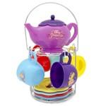 Jogo de Chá com Suporte Princesas - Toyng