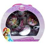 Jogo de Cozinha de Metal Princesas Disney Rosa - Toyng