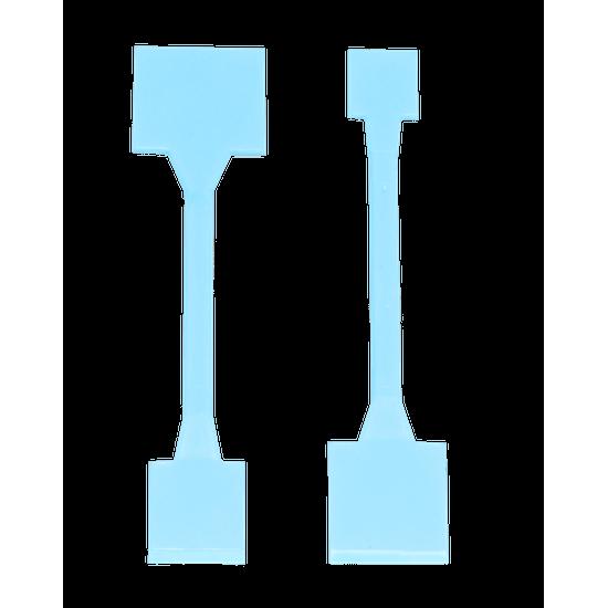 Jogo de Estecas Passa Fita com 2 Peças e 12cm - Blue Star