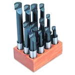 Jogo de Ferramentas para Cabeçote Broqueador 12 Peças Cabeçote75mm 74,0002 Noll