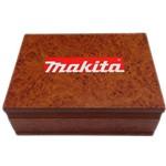 Jogo de Fresas 6 Mm com 12 Peças A-87921 Makita