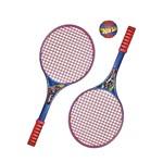 Jogo de Raquete de Tênis Hot Wheels - Lider