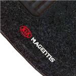 Jogo de Tapete Carpete Magentis 2006 a 2010 Grafite - 5 Peças (Personalizado)