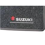 Jogo de Tapete Carpete Suzuki Sx4 2009 a 2012 Grafite - 5 Peças (Personalizado)