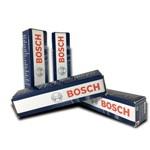Jogo de Velas Bosch Nissan Sentra 2.0 8v Gasolina Flex Gnv 2008