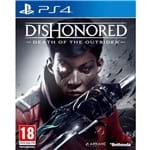 Jogo Dishonored Death Of The Outsider - Ps4
