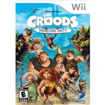 Jogo EcoGames The Croods Prehistoric Party para Nintendo Wii