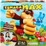 Jogo Esmaga Max - Hasbro