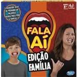 Jogo Fala Ai - Edicao Familia HASBRO