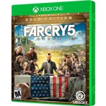Jogo Far Cry 5 Steelbook Gold Edition Xbox One