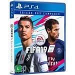 Jogo FIFA 19 Edição dos Campeões - PS4