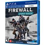 Jogo Firewall Zero Hour Vr Ps4