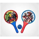 Jogo Frescobol Avengers 2405 Lider