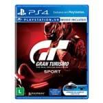 Jogo Gran Turismo Sport Playstation 4 - Sony