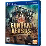 Jogo Gundam Versus Ps4