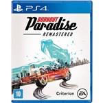 Jogo Lacrado Midia Fisica Burnout Paradise para PS4