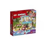 Jogo Lego Juniors a Casa do Lago da Stephanie