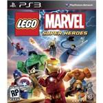Jogo Lego Marvel Super Heroes Ps3