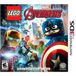 Jogo Lego Marvel Vingadores - 3ds