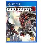 Jogo Midia Fisica God Eater 3 Lacrado Bandai Namco para Ps4