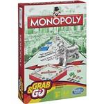 Jogo Monopoly Grab&Go - Hasbro