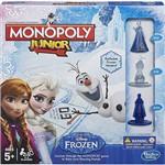 Jogo Monopoly Júnior Frozen - Hasbro