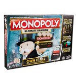 Jogo Monopoly Ultimate - Hasbro