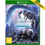 Jogo Monster Hunter Iceborne - XBox One