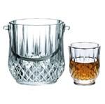 Jogo para Whisky com 7 Pecas