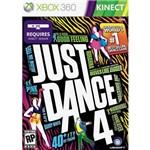 Jogo para Xbox 360 Just Dance 4 Versão em Português, Ubisoft