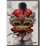 JOGO PC STREET FIGHTER V BR - Jogo PC Street Fighter 5 V Midia Fisica Original