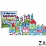 Jogo Pedagógico Pequeno Engenheiro 50 Pçs 1121 Carlu