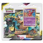 Jogo Pokémon - Triple Deck - Sol e Lua - União de Aliados - Deoxys - Copag